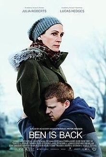 poster Ben Is Back (2018)