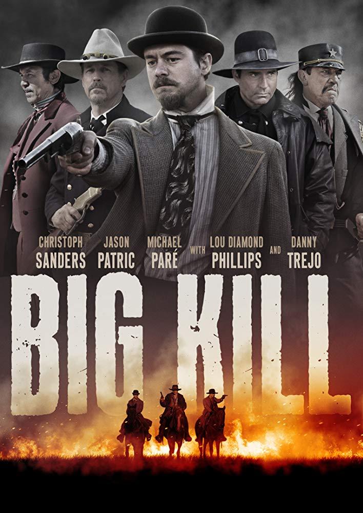 poster Big Kill (2018)