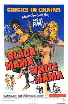 poster Black Mama, White Mama (1973)