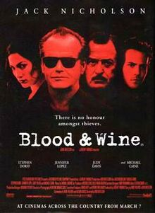 poster Blood and Wine (1996)