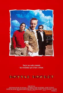 poster Bottle Rocket (1996)