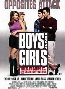 poster Boys and Girls (2000)