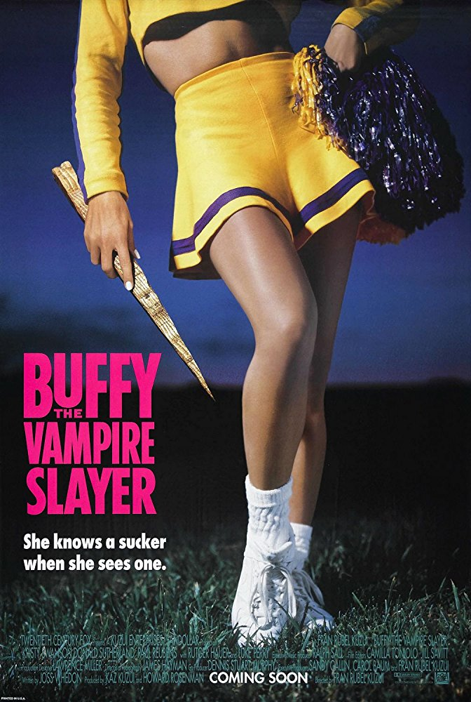 poster Buffy the Vampire Slayer (1992)