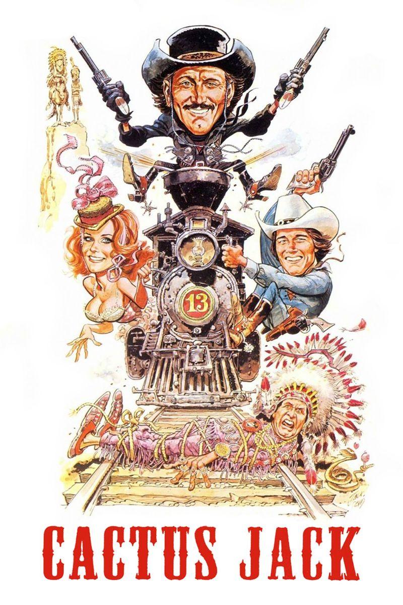 poster Cactus Jack (The Villain) (1979)
