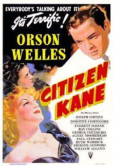 poster Citizen Kane (1941)