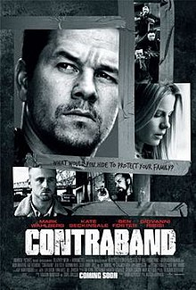 poster Contraband (2012)