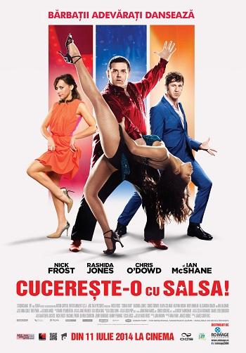 poster Cuban Fury (2014)