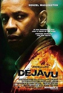 poster Deja Vu (2006)