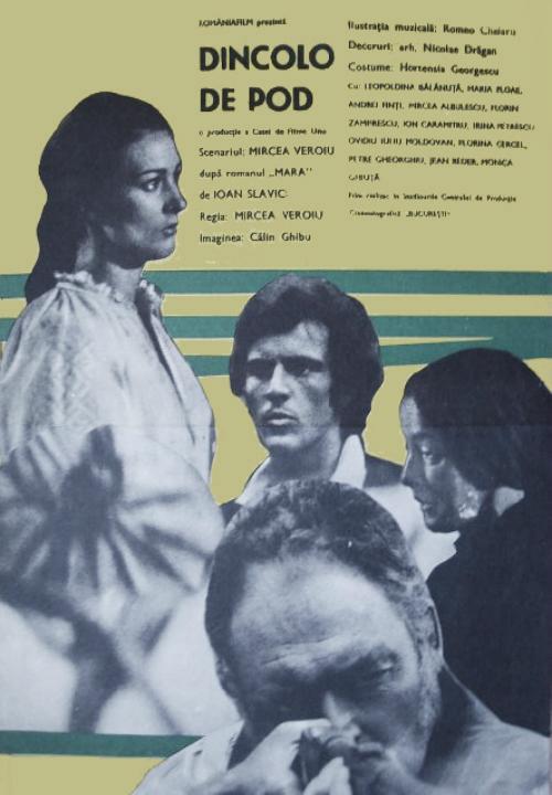 poster Dincolo de pod (1976)