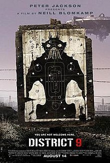 poster District 9 (2009)