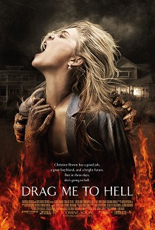 poster Drag Me to Hell (2009)