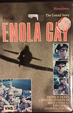 poster Enola Gay The Men, the Mission, the Atomic Bomb (TV Movie 1980)