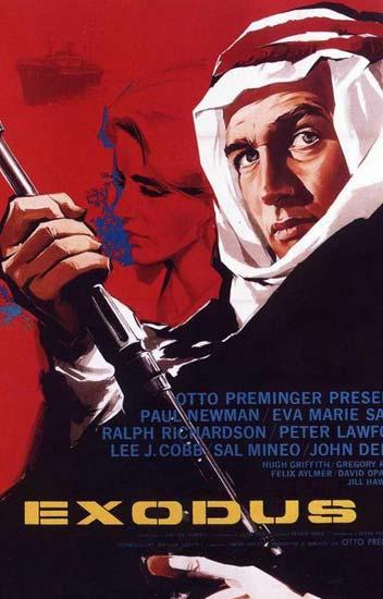 poster Exodus (1960)