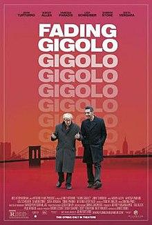 poster Fading Gigolo (2013)
