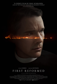 poster First Reformed (2017)