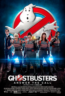 poster Ghostbusters (2016)