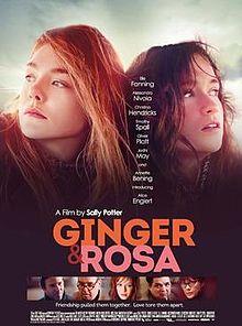 poster Ginger & Rosa (2012)