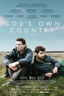poster God's Own Country (2017)