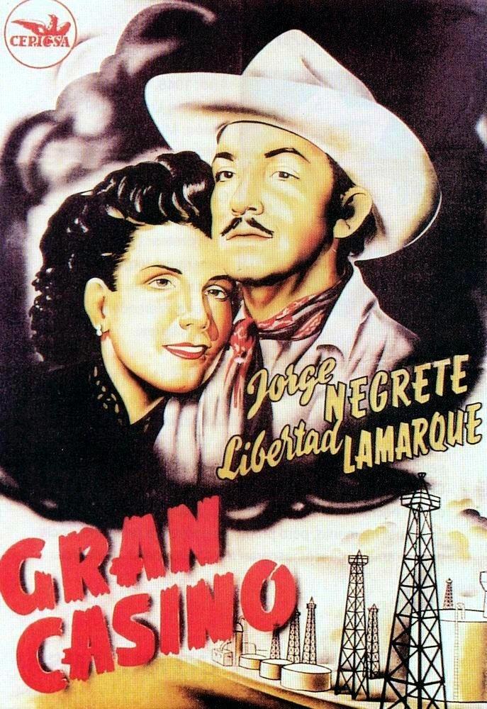 poster Gran Casino (Tampico) (1947)