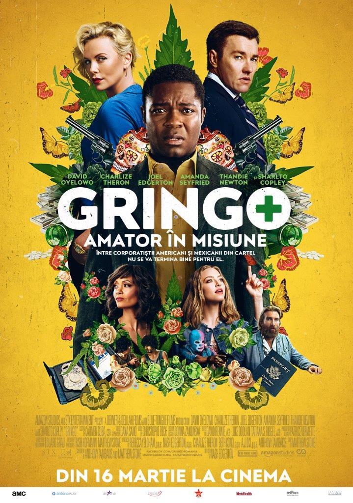 poster Gringo (2018)