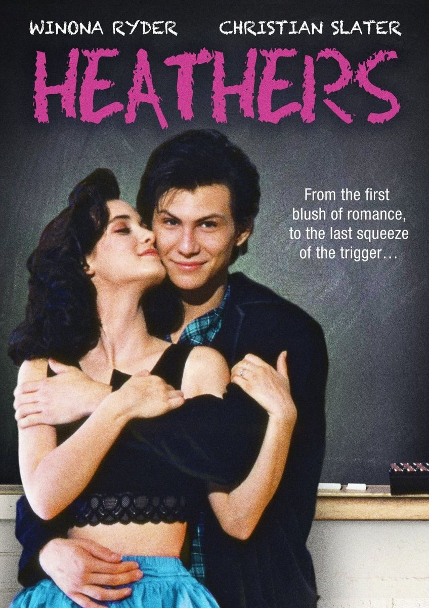 poster Heathers (1988)