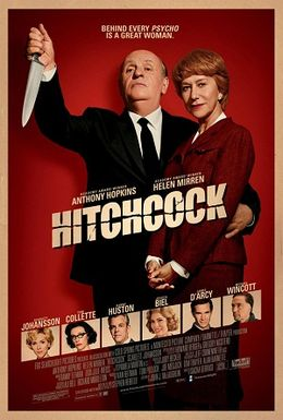 poster Hitchcock (2012)