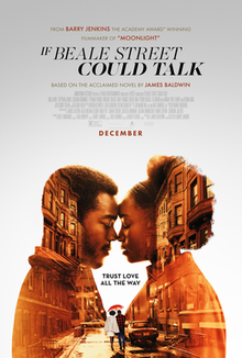 poster If Beale Street Could Talk (2018)