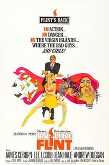 poster In Like Flint (1967)