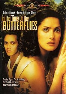 poster In the Time of the Butterflies (TV Movie 2001)