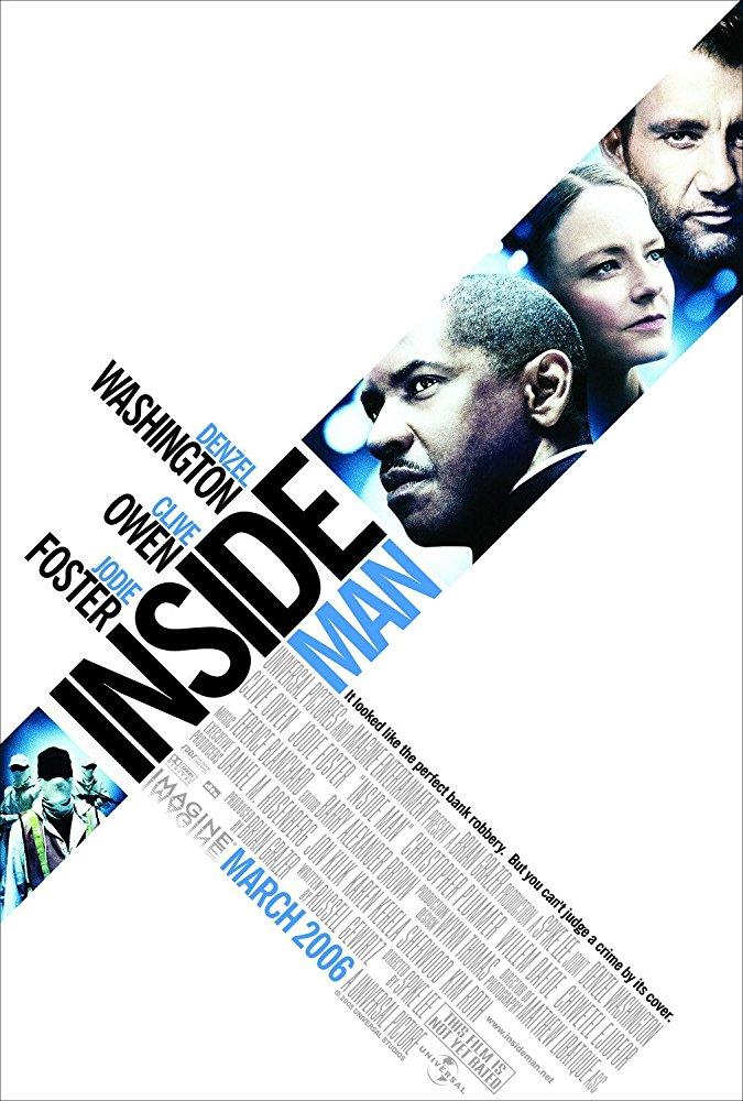 poster Inside Man (2006)