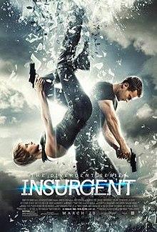 poster Insurgent (2015)