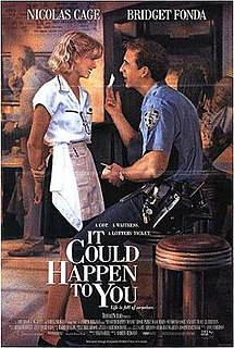 poster It Could Happen to You (1994)