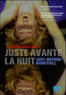 poster Juste avant la nuit (1971)