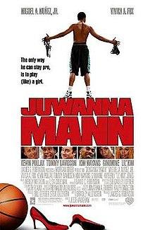 poster Juwanna Mann (2002)