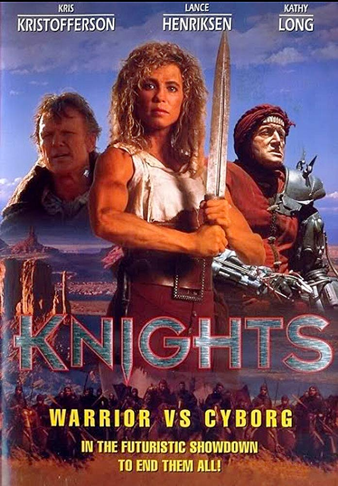 poster Knights (1993)