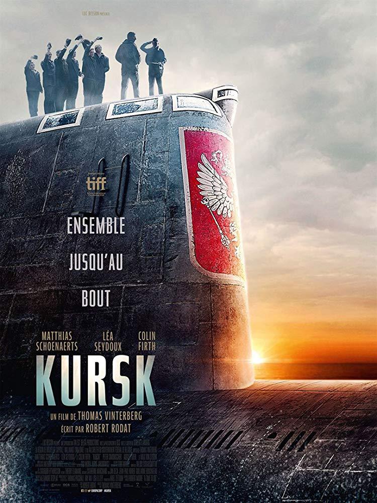poster Kursk (2018)