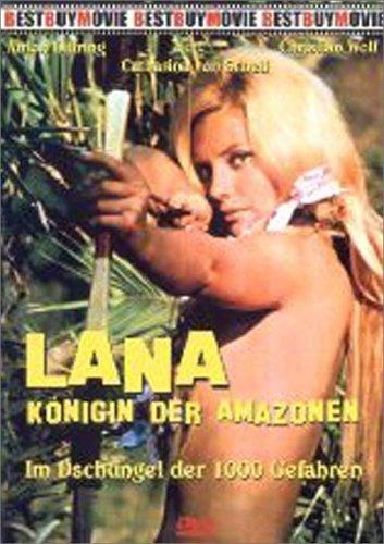 poster Lana - Konigin der Amazonen (1964)