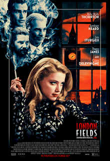 poster London Fields (2018)