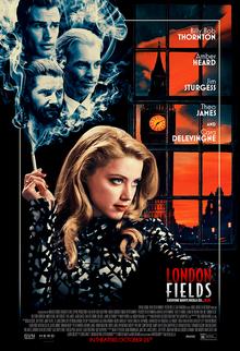poster London Fields (2018)