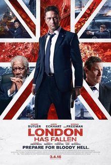 poster London Has Fallen (2016)