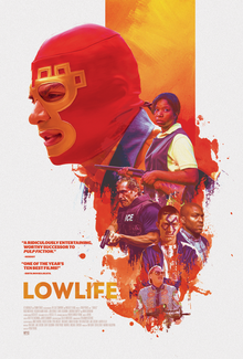 poster Lowlife (2017)