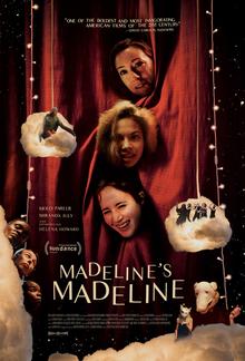 poster Madeline's Madeline (2018)