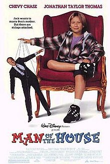 poster Man of the House (1995)