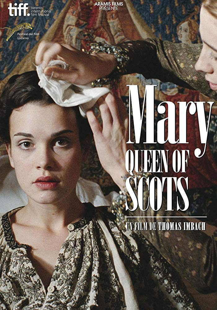 poster Mary Queen of Scots (2013)