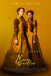 poster Mary Queen of Scots (2018)