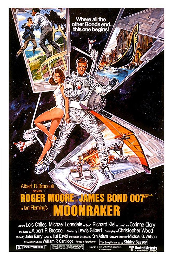 poster Moonraker (1979)
