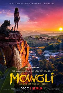 poster Mowgli (Mowgli Legend of the Jungle) (2018)
