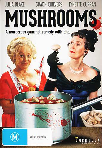 poster Mushrooms (1995)