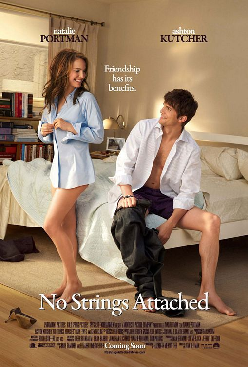 poster No Strings Attached (2011)