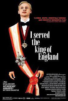 poster Obsluhoval jsem anglickeho krale - I Served the King of England (2006)